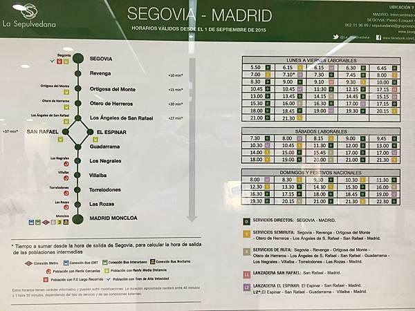 Day 01~03-西班牙【馬德里、塞哥維亞】2016歐洲西葡之旅