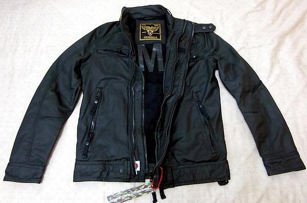 SUPERDRY Scrambler Wax Jacket 極度乾燥 蠟面塗層外套 @ 芝士香榭 :: 痞客邦