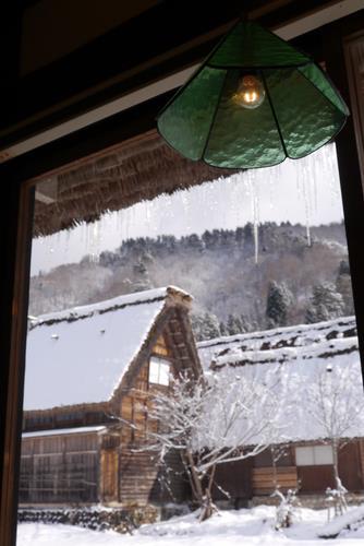 冬季就是要流浪去。雪白夢幻「白川鄉合掌村」童話村落。世界文化遺產 @ 品客日文老師的冒險日記 :: 痞客邦