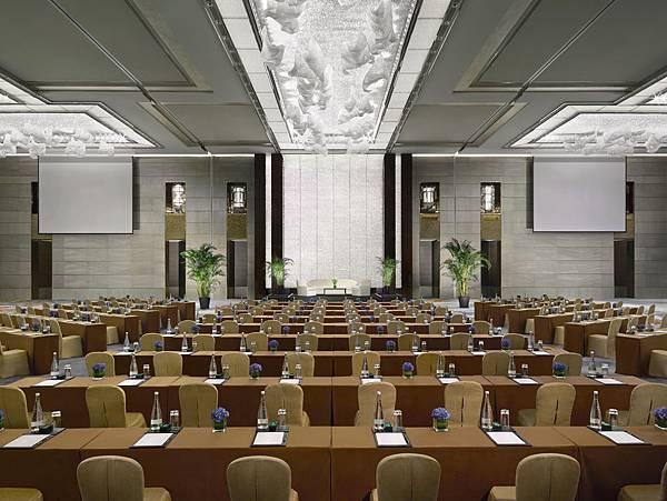 Jing An grand ballroom convention setup