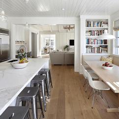 Wood Floors In Kitchen Tommy Bahama Table 歐美地板裝潢分享 開放式廚房更需要木地板提升質感 祥賀專業木地板 痞客邦
