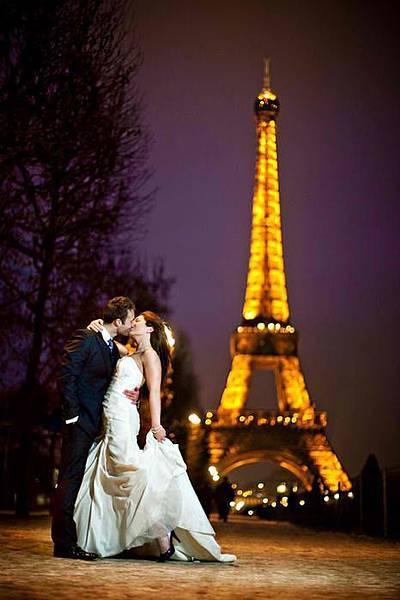 Paris 法國巴黎蜜月旅行推薦,2018海外蜜月旅行國家推薦