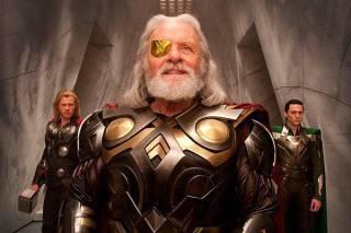 【影評】雷神索爾Thor--忍耐與謙卑