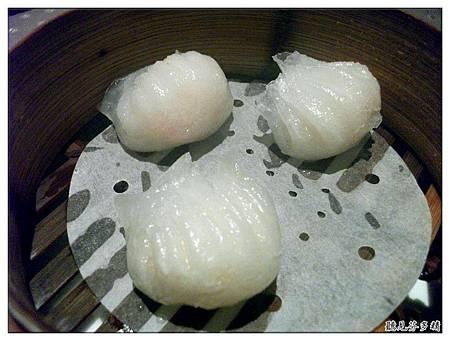 水晶鮮蝦餃