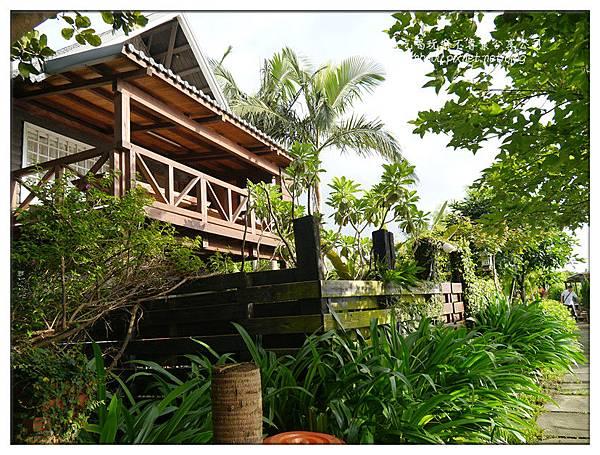 【宜蘭 住宿】冬山河畔綠蔭覆蓋的小木屋~水雲軒民宿 @ 哪哪麻 :: 痞客邦