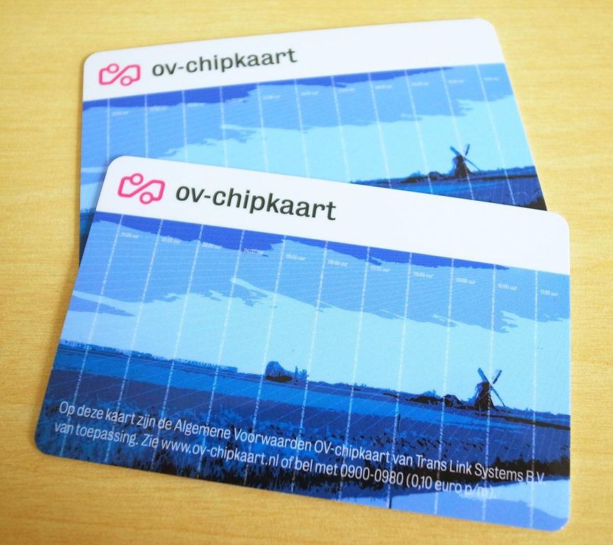 荷蘭 The Netherlands-OV卡與交通資訊 @ 小毛的移動城堡 :: 痞客邦