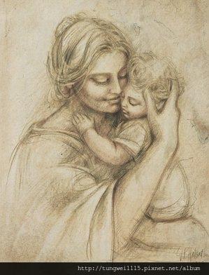 母親的名字是愛