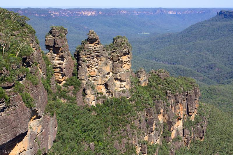 東澳洲自助旅行-藍山國家公園 @ 維他命貝殼 :: 痞客邦