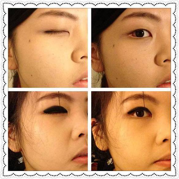 雙眼皮 進化史