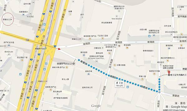 Ximen google