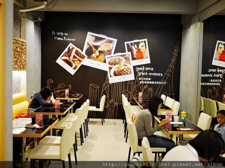 1550974412 1570830125 - 台中南屯 米夏費德爾嶺東店,商圈的人氣餐飲店,除了招牌蛋包飯外,還有每日限量的巨無霸豬排蛋包飯等你挑戰
