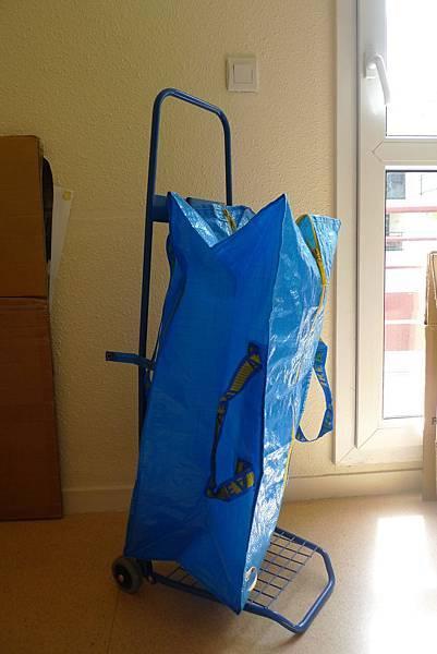 回臺出清物品 - IKEA推車+袋子 @ yelenaliao 的相簿 :: 痞客邦 PIXNET