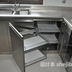 Kitchen Cabinet Price Hardware For Cabinets 不锈钢厨柜多少钱一米不锈钢厨柜价格介绍 设计本资讯网