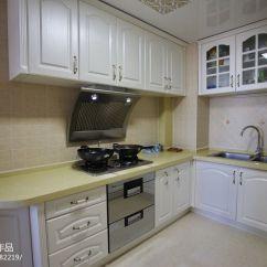 Kitchen Floor Designs Tool Crock 欧风雅韵 南京米兰欧式厨房地板砖装修设计效果图 设计本装修效果图