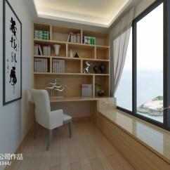 Kitchen Showrooms Primal 现代中式住宅阳台书房装修效果图 – 设计本装修效果图