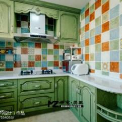 Tuscan Style Kitchen Moen 托斯卡纳风格装修 设计本 托斯卡纳风格厨房设计