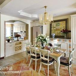 tuscany kitchen faucet pictures for walls 托斯卡纳风格装修 设计本 托斯卡纳混搭餐厅装修效果图
