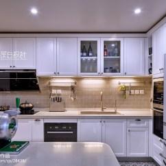 Kitchen Dishwashers Storage Cabinets With Doors 厨房橱柜效果图_整体橱柜设计_设计本专题