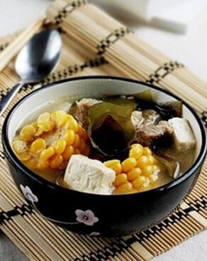 豆腐海帶湯 豆腐海帶湯的飲食禁忌 - 天天健康