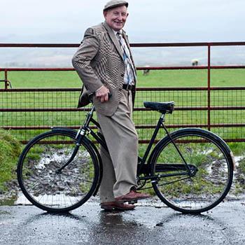 老人如何騎自行車 老人騎自行車鍛煉需謹慎 - 天天健康