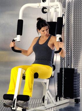 健身常識 健身運動易犯的幾個小錯誤 - 天天健康