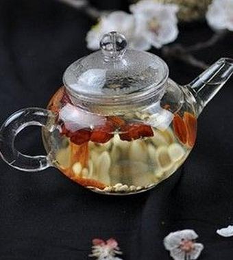 養肝護肝茶 春季養肝必備薏仁枸杞茶 - 天天健康