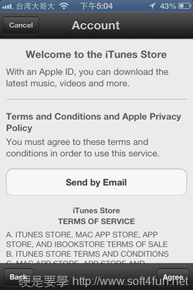將台灣 Apple ID 改成其他國家,免重新申請 2013-07-13-17.04.31