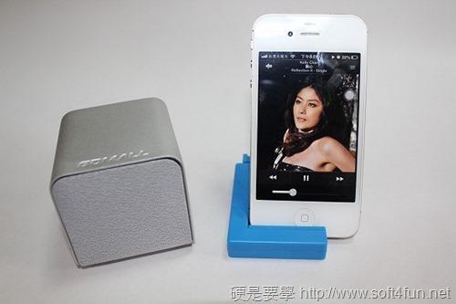 [開箱] 無線藍芽喇叭GDMALL BT2000,迷你、持久、好攜帶 BT-2000-12