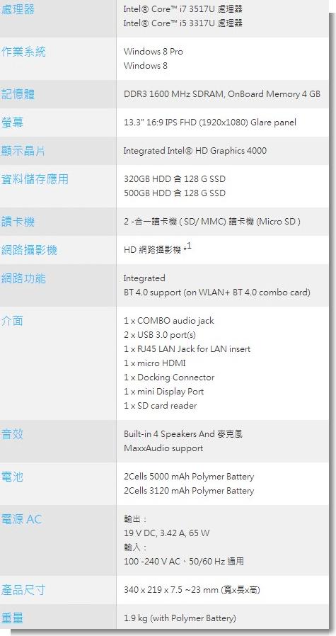 [評測] ASUS Transformer Book TX300CA 平板+筆電一次滿足的優質選擇 ASUS-Transformer-Book-TX300