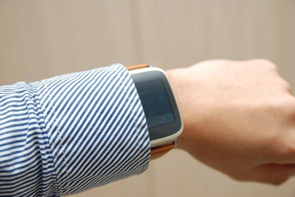 [開箱] 華碩 ZenWatch:這樣的智慧手錶,難怪女生會喜歡 DSC_0333