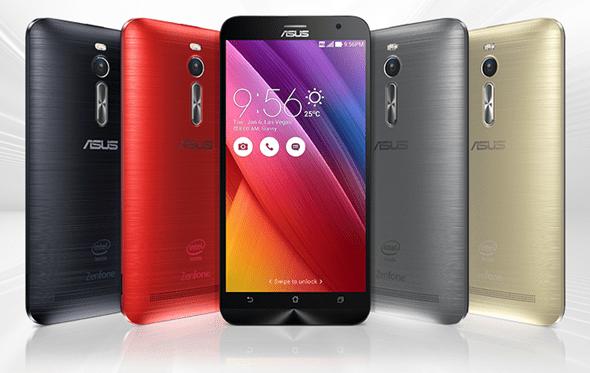 (更新售價、銷售時間) ASUS ZenFone 2 4G/128G 版本即將在台上市,價格再度撼動市場 image
