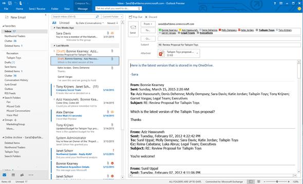 免破解,微軟 Office 2016 免費下載 Office-2016-Public-Preview-now-available-3