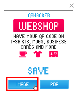 QRhacker:個性化 QRCode製作工具,自用送禮兩相宜 qrhacker-11