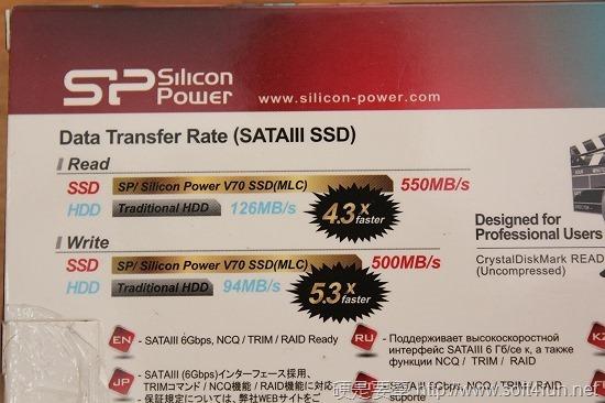 物超所值,廣穎2.5吋固態硬碟 Velox V55、V70 (240GB) 介紹 IMG_3434