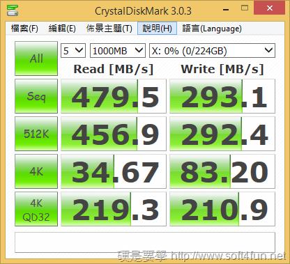 物超所值,廣穎2.5吋固態硬碟 Velox V55、V70 (240GB) 介紹 V70-CDM