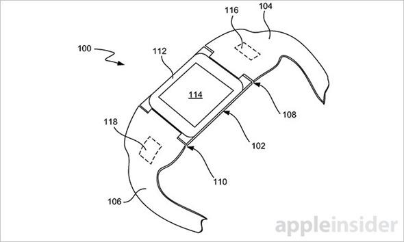 不叫 iWatch 了!蘋果新專利 iTime 曝光,遠比傳說中的 iWatch 強悍 iTime_5