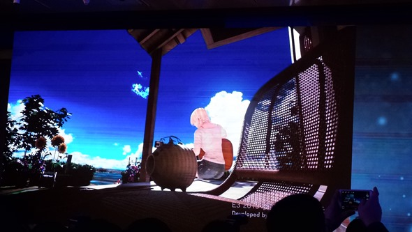 HTC VIVE 開發者峰會:頭戴虛擬顯示器市場中前言的內容開發(Bandai Namco) P_20151218_101307