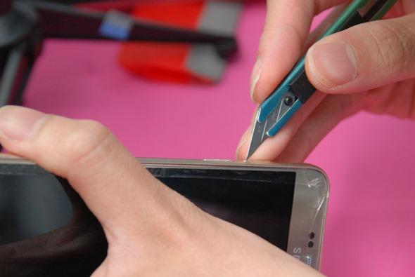 [手機包膜] Samsung Galaxy Note 5 保護貼摩斯密碼全機包膜全紀錄 DSC_0102