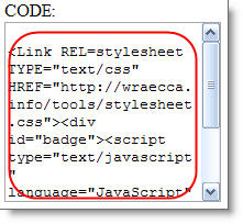 [部落玩意] Widget!將您的Yahoo!拍賣商品展示在Blog上 562496558_61d5dc994b_o