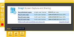 [圖像編輯] 免錢的螢幕擷取軟體 - Jing 888262180_10d6289d9a_m