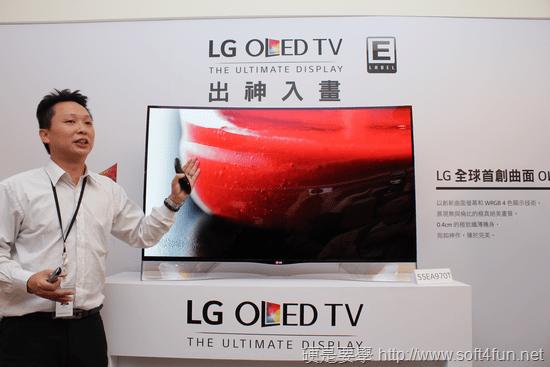 LG 決勝畫質!OLED 4K曲面電視登場 image035