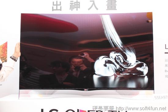 LG 決勝畫質!OLED 4K曲面電視登場 image037