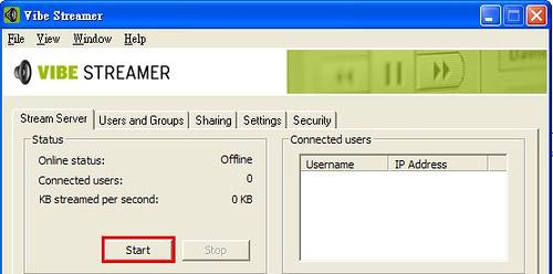 [網站架設] DIY! MP3音樂電台自己動手架 - Vibe Streamer 330606097_a99576cadb