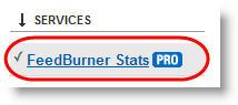 [網路相關] 免費開啟FeedBurner PRO帳戶的統計功能 845532886_41c99979d9_o
