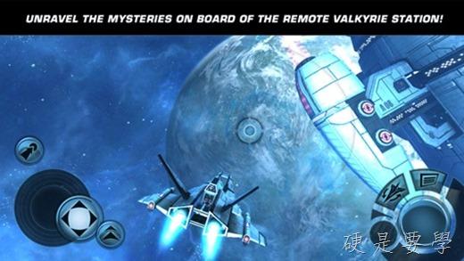 星戰迷注意!15款 App Store 上最精采的科幻遊戲都在這裡 screen520x924