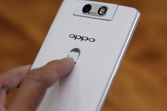 OPPO N3 翻轉鏡頭自拍神機+R5超薄手機開箱評測 OPPON3R552