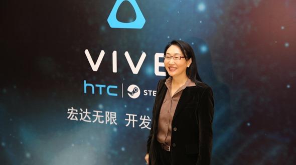 HTC VIVE 宏達無限開發者峰會前 王雪紅董事長訪談 IMG_0890