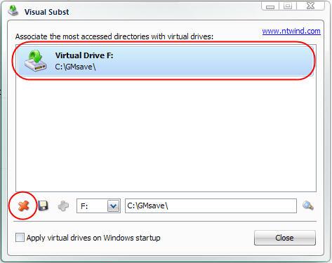 [檔案工具] 快速開啟藏在硬碟深處的資料夾 - Visual Subst 447791237_7727fee032_o