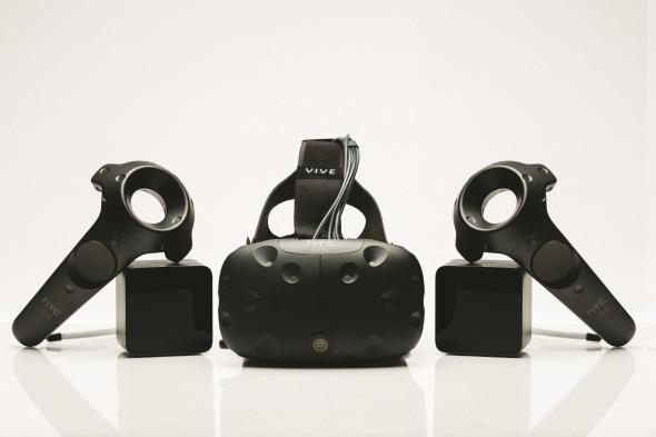 HTC Vive Pre 升級登場,重新打造的全方位虛擬實境設備 HTC-Vive-Pre