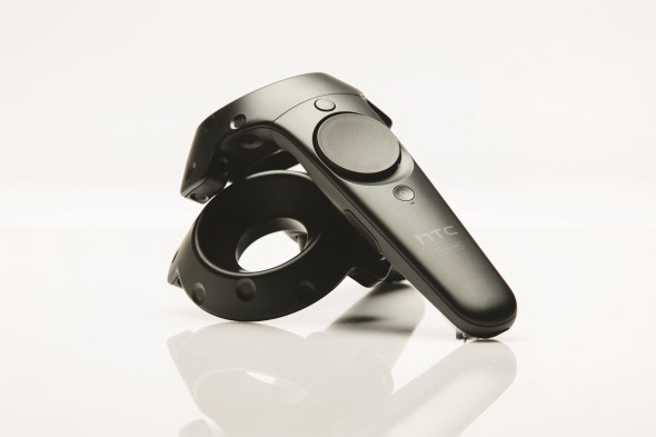 HTC Vive Pre控制器